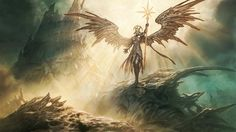 widescreen backgrounds magic the gathering - magic the gathering category