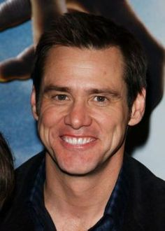 Jim Carrey and I work together sharing our comedic talents and having lots of fun.