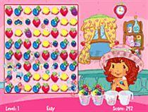Joaca si tu acest joc cu Capsunica si ajut-o pe acesta sa adune cat mai multe fructe. Acesta este un joc pentru copii, un joc distractiv! Ce... Barbie Games, Match 3 Games, Food Icons, Slot Online, Special Recipes, Princess Peach, Cute Girls, Android, My Love