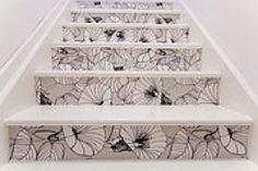 Der etwas andere Treppenbelag (gesucht)
