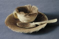 In the Mood for... Paradoxes - Meret Oppenheim's surrealist teacup set