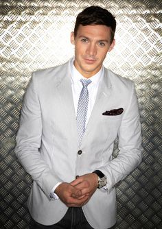 Kirk Norcross from TOWIE. Hottest Male Celebrities, Celebs, Beautiful Men, Beautiful People, Lauren Pope, My Future Boyfriend, Stylish Boys, British Invasion, Sexy Skirt