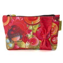 Trousse cosmétique Ketto - Jungle de fleurs / Ketto's cosmetic bag- Jungle of flowers - *Fabriqué à 80% de bouteilles de plastique recyclées / Made of 80% of recycled plastic bottles* www.kettodesign.com