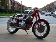 1965 Honda Cafe Bobber via motorcycle  picture of the day#Repin By:Pinterest++ for iPad#
