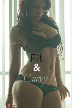 Just because I'm not tiny or petite doesn't mean I can't be toned and fit!