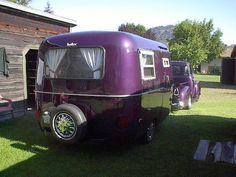 Deep purple boler.
