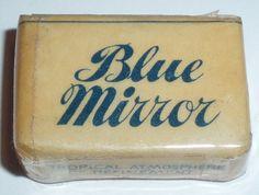 BLUE MIRROR by ussiwojima, via Flickr