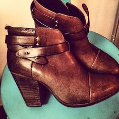 Rag and Bone ankle boots