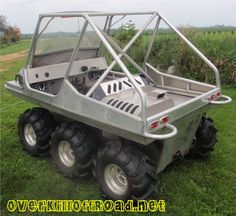 amphibious buggy -Joie's 6x6 Toy