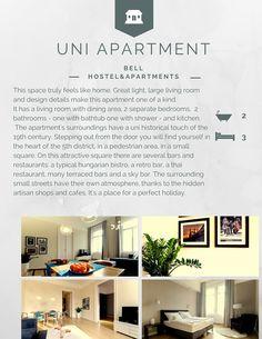 for rent apartment Hostel, Budapest, Dining Area, Uni, Living Room, Modern, Design, Home Decor, Trendy Tree
