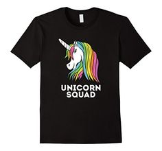 Funny Unicorn Squad Shirt Unicorn Face Long Rainbow Unicorn Squad Shirt Funny Halloween christmas Matching Group T-shirts gifts
