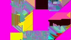 glitch animation