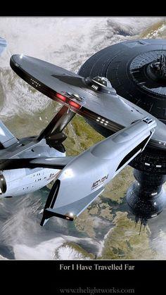 b55cbe6f7e NCC 1701 A Jornada Nas Estrelas, Naves Espaciais, Filme, Star Trek 1,