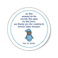 Image Result For Baby Shower Thank You Tags