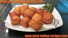 How to make Urad Dal Ke Pakode - Urad Dal Ke Pakode Recipe