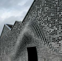 Chi She Art Gallery in Shanghai by Archi-Union Architects   http://www.yellowtrace.com.au/chi-she-art-gallery-shanghai-archi-union/
