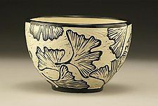 Ceramic Bowl by Jennifer  Falter
