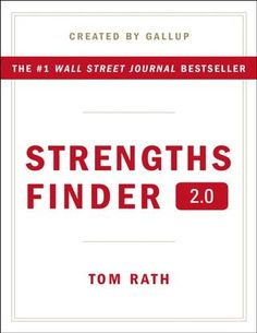 strengths finder 2.0 By Tom rath (2015) pdf (best selling author NY times)