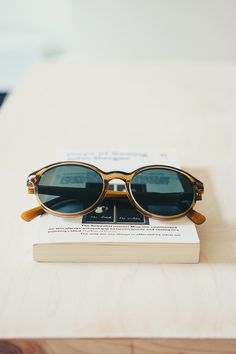 """livingby: """"  CHRISTIAN DIOR VINTAGE ROUNDED SUNGLASSES """""""
