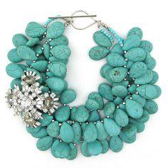Found A Friend necklace by Elva Fields #elvafields