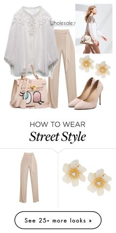 """Euro Style Street Fashion(1)"" by lee77 on Polyvore featuring Lydell NYC"