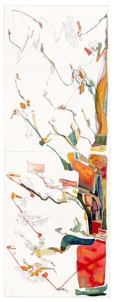 Drawings on John Cage | Nurhan Gokturk | Archinect