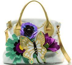 Озорные и стильные сумки braccialini