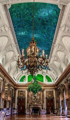 Koninklijk Paleis - de spiegelzaal
