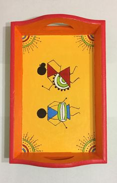 ideas for painting diy crafts products Worli Painting, Pottery Painting, Fabric Painting, Abstract Paintings, Art Drawings Beautiful, Art Drawings For Kids, Madhubani Art, Madhubani Painting, Wooden Art