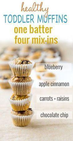 Toddler Muffins Brea