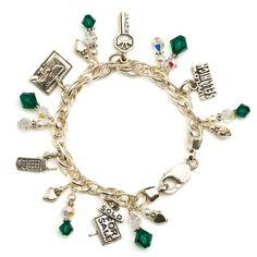 Estate Charm Bracelet