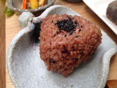 酵素玄米おにぎり