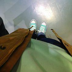 Love converse - mint spring! - Snapshot #GetWeHeartPics