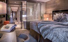 Luxury Ski Chalet, Amethyst Apartment, Courchevel 1850, France, France (photo#8596)
