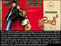 Cine Bollywood Colombia Telugu, Bollywood, Orange, Ex Boyfriend, Colombia, Movies