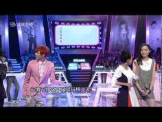 20131123 男左女右 白举纲综艺首秀萌翻全场 王子遭杨蓉阚清子搭讪