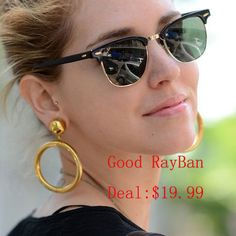 Get Best Deal on Ray Ban Sunglasses,$19.99