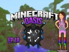 SoS Minecraft Oasis Ep 19 - YouTube