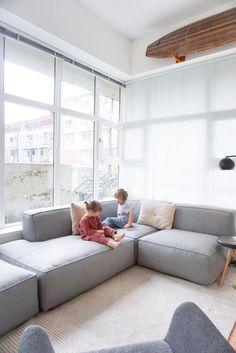 A Modular Sofa For Our Small E