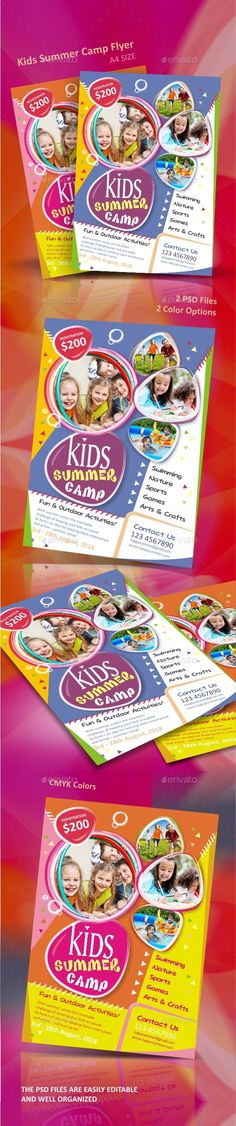 Ticket Designs nutrition Pinterest Design, Ticket and Ticket - summer camp flyer template