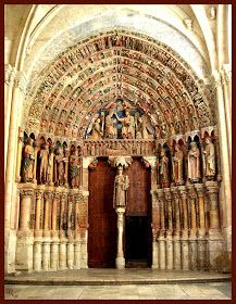 Romanesque Art, Romanesque Architecture, Church Architecture, Architecture Details, Architecture Romane, Architecture Religieuse, Portal, Cathedral Church, World Photo