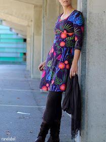 Ranelabel: Kleid Dira - so lern(t)e ich meinen Körper kennen