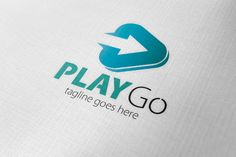 Check out Play Go Logo by samedia on Creative Market