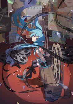 Hatsune Miku Art