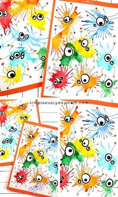 chartbifunow Blow Painting Germ art project for children - Diy project - Blow Painting Germ art project for children #diyprojects #children #kunstprojekt #painting - #Art #Blow #children #DIY #Germ #IndianPaintings #OilPaintings #painting #Paintings #project<br> Art Education Projects, Diy Projects For Kids, Summer Art Projects, Kindergarten Art Projects, Cool Art Projects, Preschool Kindergarten, Art Projects For Kindergarteners, School Projects, Children Art Projects