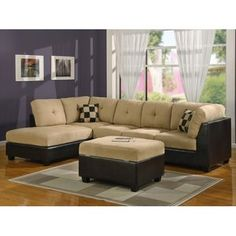 Williams Import Co. Sectional  --  thru walmart online  -  +review