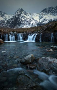 Isle of Skye - Fairy Pool