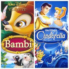 The Best Children's Movies - Adults' Favorite Disney Films - Good Housekeeping