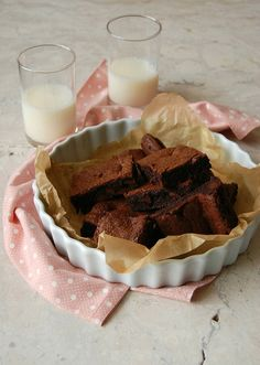 Nigel Slater's brownies / Brownies do Nigel Slater