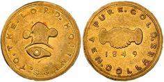 Mormon Mint ~ Utah Treasure ~ Mormon Gold Pieces